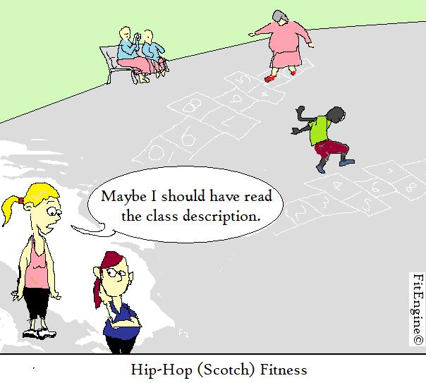 Hip Hop Scotch