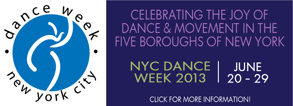 nyc dance week