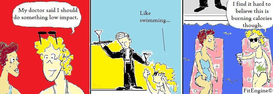 Summer_BurningCalories_Cartoon