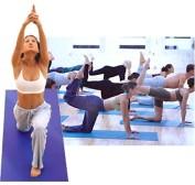 yoga mat(1)