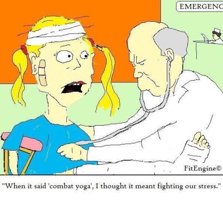 Combat Yoga