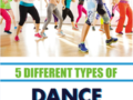 dance workouts - infographic