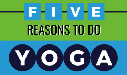 5 reasons to do yoga